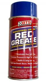 Mazivo penetra�n� �erven�<br>BTS RED GREASE<br>B008